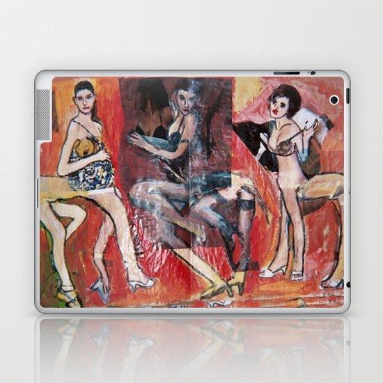 SEXY CENTAUR TRIO Laptop & iPad Skin