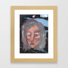 Xray portrait 1 Framed Art Print