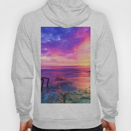 Sunset in Paradise (Color) Hoody