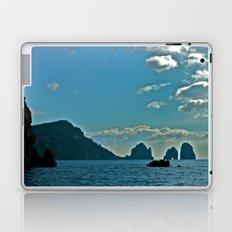The Waters of the Amalfi Coast: Italy Laptop & iPad Skin