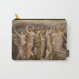 """Elihu Vedder """"The Pleiades"""" Carry-All Pouch"""