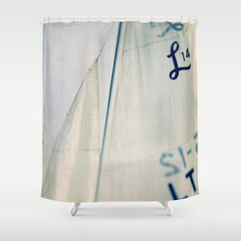 Sail 2 Shower Curtain