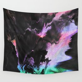 Effort to breathe Wall Tapestry