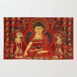 Buddha Shakyamuni as Lord of the Munis Rug