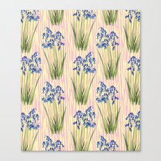 Bluebell Meadow Canvas Print