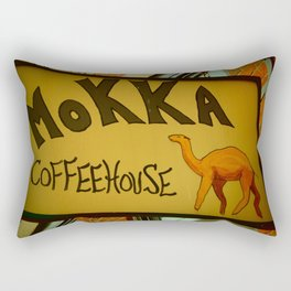 Camel In The House Rectangular Pillow