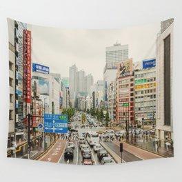 TOKIO III Wall Tapestry