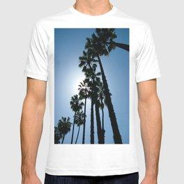 Blue Palm T-shirt