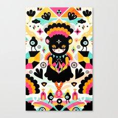 Naiki Canvas Print
