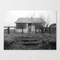 The Forsaken Canvas Print