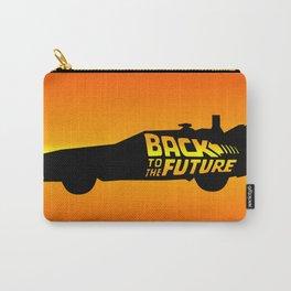 Back To The Future, DeLorean, 30th anniversary, 1985-2015 Carry-All Pouch