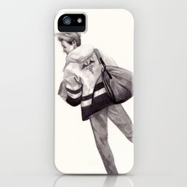 Mailman of the Gods iPhone Case