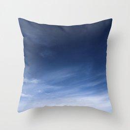 Art in the Sky Throw Pillow