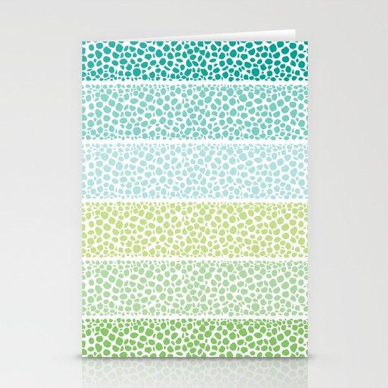 Zen Pebbles Stationery Cards