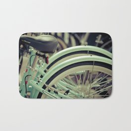 """Life is like a ten speed bicycle. Most of us have gears we never use."" ~Charles M. Schulz~ Bath Mat"