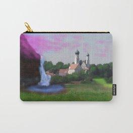 Phantasie Landschaftsbild Niederbayern Carry-All Pouch