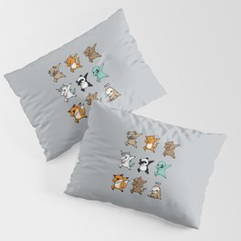 Dabbing Party Pillow Sham