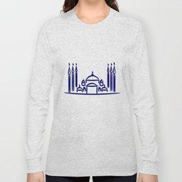Sultanahmet Mosque Long Sleeve T-shirt