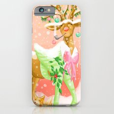 Reindeer Before Christmas Slim Case iPhone 6s
