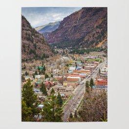 Ouray Colorado Poster