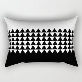 Mano Shark pattern Rectangular Pillow