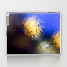 Condensation 34 - Vortex | Blue Laptop & iPad Skin