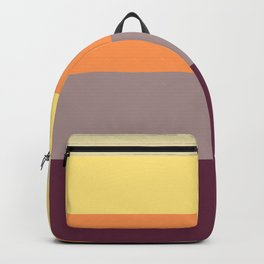 Stripes 1 Backpack