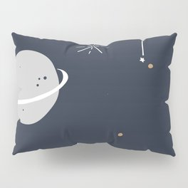 Outer Space Pillow Sham