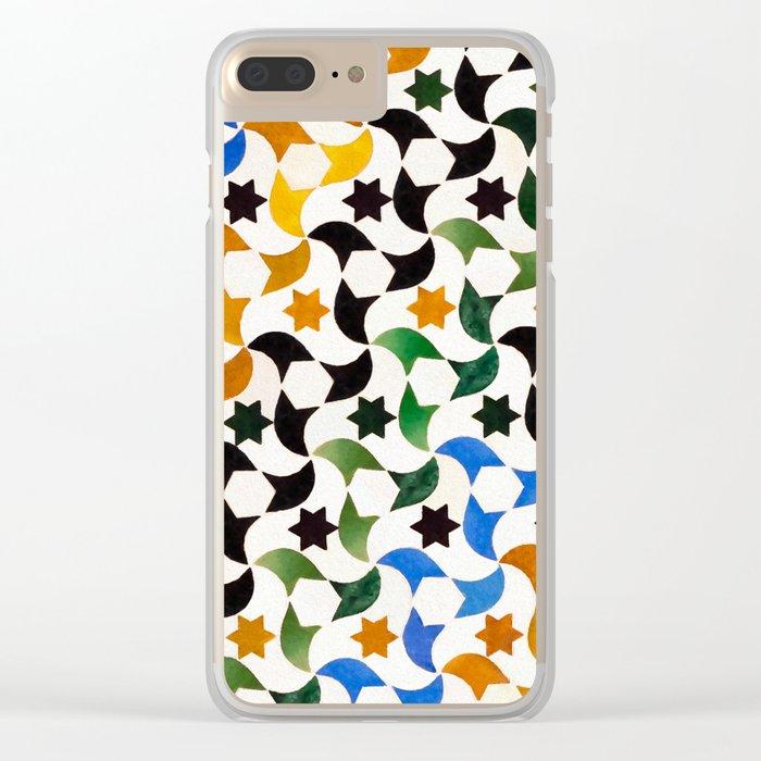 Alicatado Clear iPhone Case