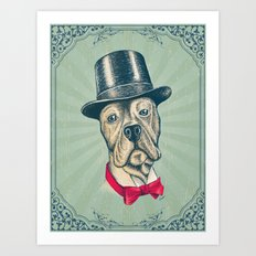 I'm too SASSY for my hat! Art Print