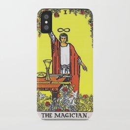 The Magician Tarot iPhone Case