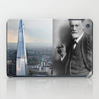 freud iPad Cases featuring Schadenfreude by Mr Shins
