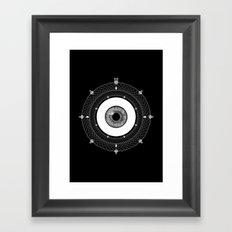 Eyev Framed Art Print