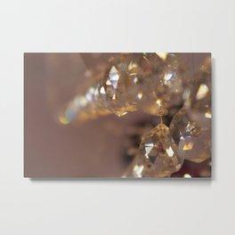 Beads Metal Print