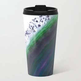 Strata Agate Travel Mug