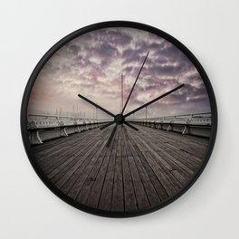 Princess Pier Torquay Wall Clock
