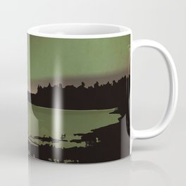 Elk Island National Park Coffee Mug