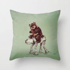 Star Wars Buddies 2 Throw Pillow
