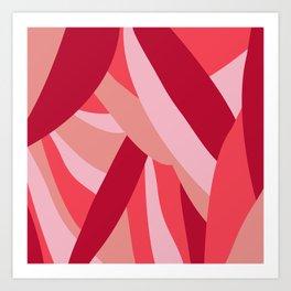 Pucciana Red Fruits Art Print