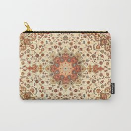 Bohemian Traditional Moroccan Style Artwork Carry-All Pouch