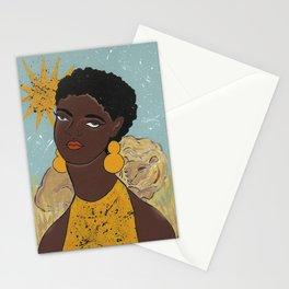 Leo by Amanda Laurel Atkins Stationery Cards