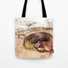 Fox's Den Tote Bag