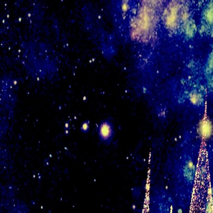 Celestial Palace Deep Pastels Leggings