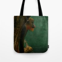 ape Tote Bags featuring APE by Ersen-T