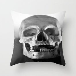 Header Throw Pillow