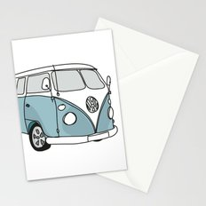 VW Camper Stationery Cards