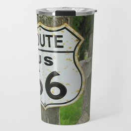 On the Route Travel Mug