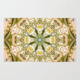 Mandalas from the Heart of Freedom 15 Rug