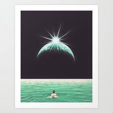 Parturition Art Print