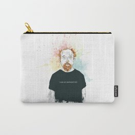 Louis CK… I was an awkard kid…  Carry-All Pouch